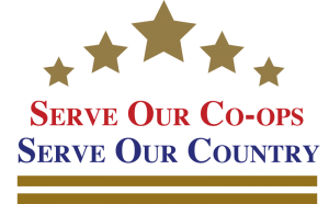 Serve Our Co-Ops; Serve Our Country