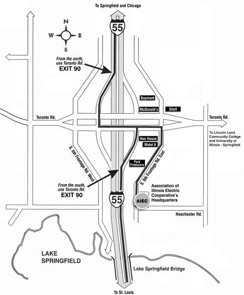 AIEC-map