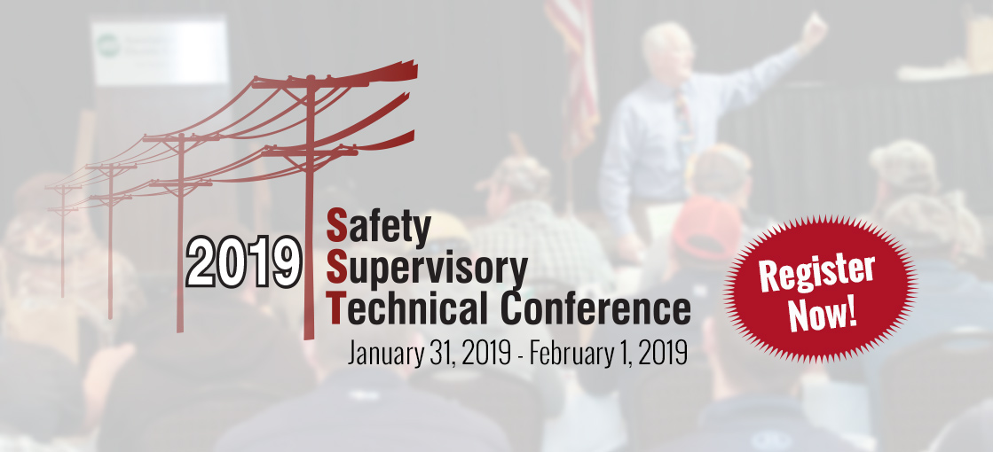 Register now for the SST conference